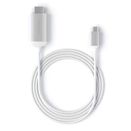 Satechi - Kabel USB-C - HDMI 1.8m 4k 60HZ White 1.8m