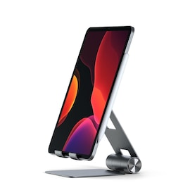 Satechi - R1 - Aluminum Hinge Holder Foldable Stand - Space Gray