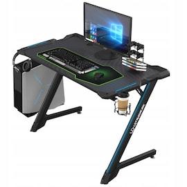 Selsey Gaming Desk Corli black