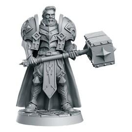 Sir Warrick - Paladyn - Figurka RPG