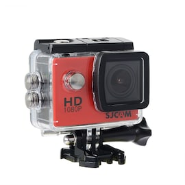 SJCAM SJ4000 12MP Action Camera Underwater Camera Sport Camcorder Red
