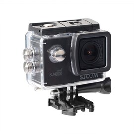 SJCAM SJ4000 WIFI Action Camera FHD1080P waterproof Underwater Camera 12MP Sports Camcorder  Black