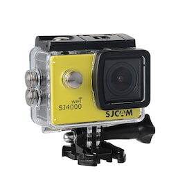 SJCAM SJ4000 WIFI Action Camera FHD1080P waterproof Underwater Camera 12MP Sports Camcorder Yellow