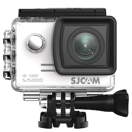 SJCAM SJ5000 Action Camera 14MP 1080p Ultra HD Waterproof Underwater Camera Camcorder White