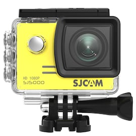 SJCAM SJ5000 Action Camera 14MP 1080p Ultra HD Waterproof Underwater Camera Camcorder Yellow