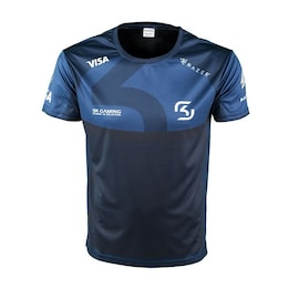 SK Gaming Player Jersey Sponsor XL Blue