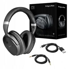 Słuchawki Bezprzewodowe Z Anc Krugermatz F7A Lite