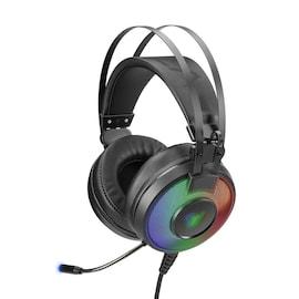 Słuchawki Z Mikrofonem Dla Graczy Aula Eclipse Gaming (Z Podświetleniem) Pc/Xbox One/Ps4/Mobile