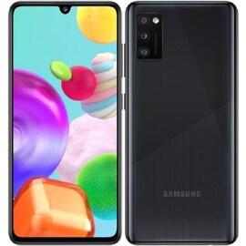 Smartphone SAMSUNG Galaxy A41 64 GB Czarny 64 GB Czarny SM-A415FZKDEUE