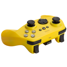snakebyte BVB PC PRO CONTROLLER (PC) PC Yellow Bluetooth Wireless