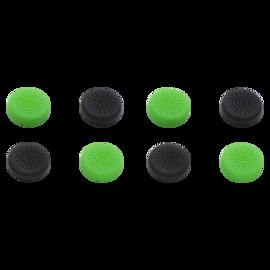 snakebyte Control:Caps™ Xbox (4x czarne 4x zielone)