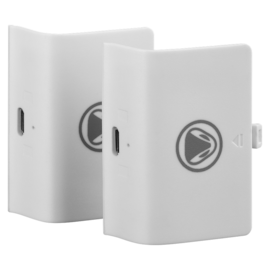 snakebyte zestaw akumulatorów do Xbox ONE BATTERY: KIT ™ (XBOX ONE) White