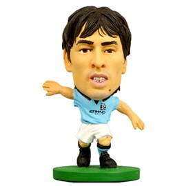SoccerStarz Manchester City F.C. David Silva