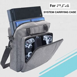 Sony Yoteen Storage Bag for PS4 with Protective Shoudler Travel