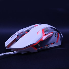 Sounds Game Gaming Mouse White
