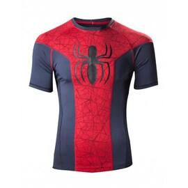 Spiderman - men's sports tee S Multi-colour