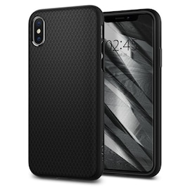 SPIGEN LIQUID AIR IPHONE X/XS MATTE BLACK