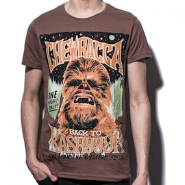 Star Wars - Chewbacca poster L Brown