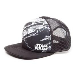 Star Wars - Millennium Falcon Snapback Universal Black Unisex