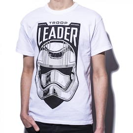 Star Wars - Troop Leader T-shirt S White