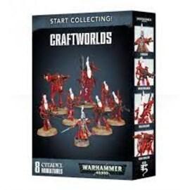 Start Collecting! Craftworlds Warhammer 40000