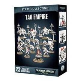 Start Collecting! Tau Empire Warhammer 40000
