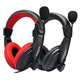 Stereo Gamer Headphone Black