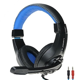 Stereo Gaming Headset  Blue