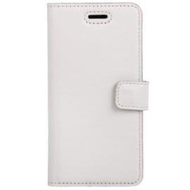 Surazo® Back Case Genuine Leather for phone Xiaomi Redmi Note 8 Pro - Wallet Case - Ornament Brown