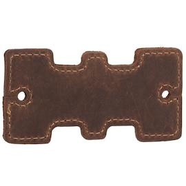 Surazo® Cable organizer - Nut Brown