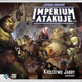 SW - IMPERIUM ATAKUJE - KRÓLESTWO JABBY