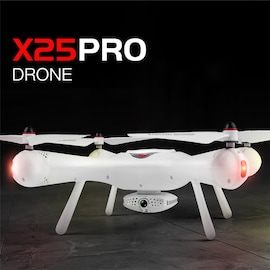 SYMA X25Pro Drone - GPS Positioning, One Key Takeoff/Landing, Headless Mode, Altitude Hold