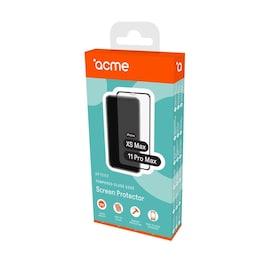 Szkło Acme Sp1202 2,5D / 9H / 0.33Mm Do  Iphone Xs Max / 11 Pro Max Czarne