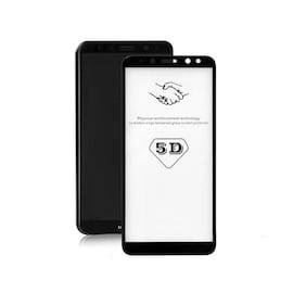 Szkło Hartowane Do Samsung Galaxy A8 2018   Czarne