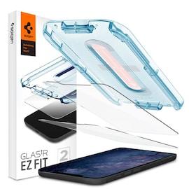 Szkło hartowane Spigen GLAS.tR ez Fit Apple iPhone 12/12 Pro [2 PACK]