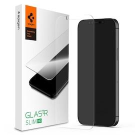 Szkło hartowane Spigen GLAS.tR Slim Apple iPhone 12 mini