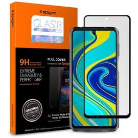 Szkło hartowane Spigen GLAS.tR Slim Redmi Note 9S/9 Pro/9 Pro Max Black