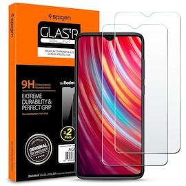 Szkło hartowane Spigen GLAS.tR Slim Xiaomi Redmi Note 8 Pro [2 PACK]