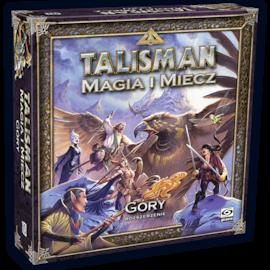 Talisman: Magia i Miecz - Góry (dodatek)