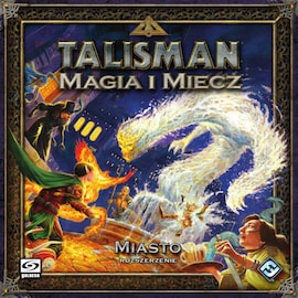 Talisman: Magia i Miecz - Miasto (dodatek)