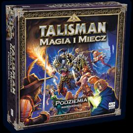 Talisman: Magia i Miecz - Podziemia (dodatek)