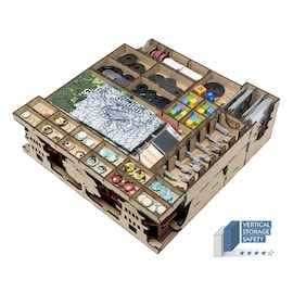 Tang Garden (Base Game Or With Ghost Stories; Golden Age Exp) Organizer Insert