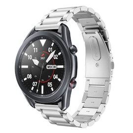 TECH-PROTECT STAINLESS SAMSUNG GALAXY WATCH 3 45MM SILVER
