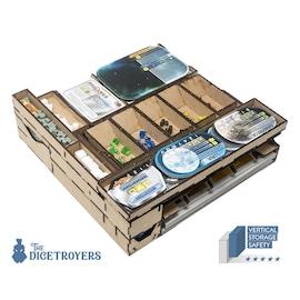 Terraforming Mars – All In One Box Organizer Insert