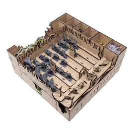 The Lord of the Rings: Journeys in Middle-earth Organizer Insert