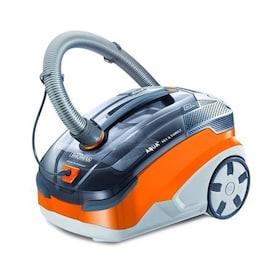 Thomas Vacuum Cleaner 788563 Pet And Family Aqua + Washing, Grey/ Orange, 1700 W, Hepa Filtration Sy