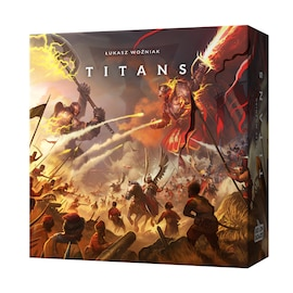 Titans - exclusive edition with Banner of Glory expansion (pre-order)