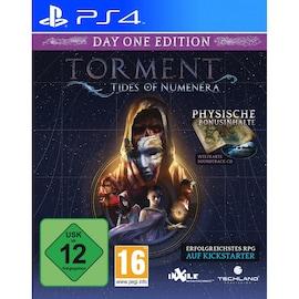 Torment: Tides of Numenera D1 Edition PS4 (AT PEGI) (deutsch) [uncut] + Weltkarte + Soundtrack-CD