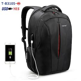 TSA Anti-theft laptop backpack Tigernu splash resistant 15.6 inch keyless | T-B3105-2 | Free Shipment