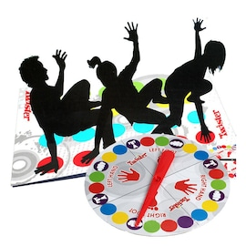 Twister Multi-Player Board Game for Parent-Child Adults-Kids Party Game